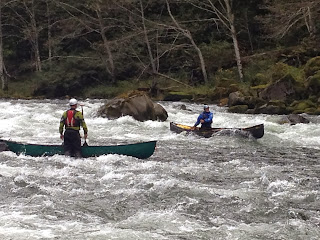 Professional development for Anacortes Kayak Tours guides.