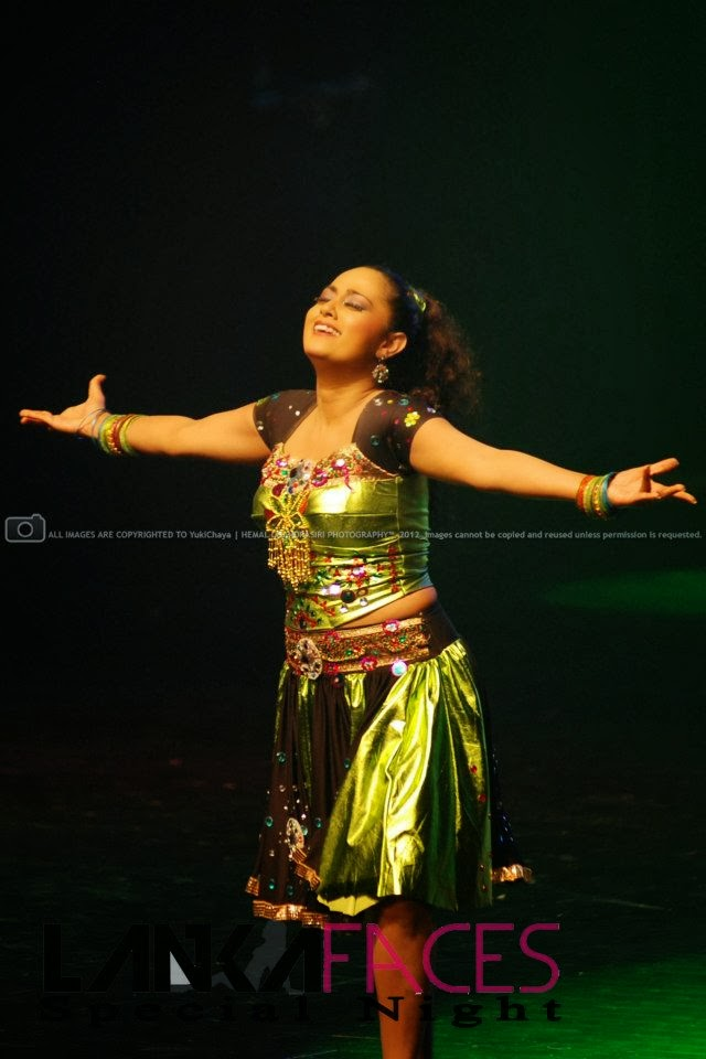 Nilanthi Dias hot dance