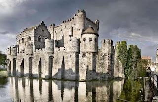 Gravensteen o Castillo de los Condes de Gante