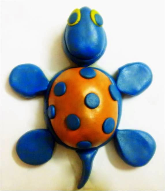 Craft ideas with clay for kids ~ ideas arts and crafts ...