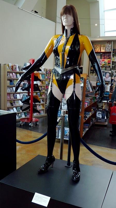 Silk Spectre II Watchmen costume