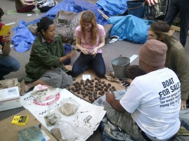 occupy wall street info