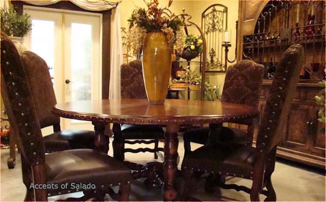Tuscan Dining Room Design Ideas | Home Interiors