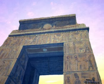 Karnak temple, Egypt, Amun -Re, the best place in Egypt, the best place in Egypt