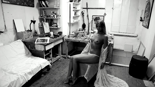 Svetlana Chanel (Breasts) in Painter and Model