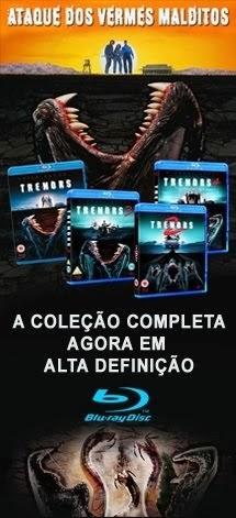 O Ataque dos Vermes Malditos em Blu-Ray