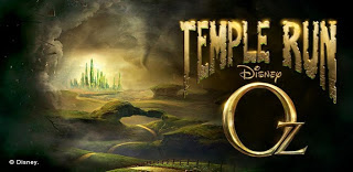 Temple Run Oz Disney Android game