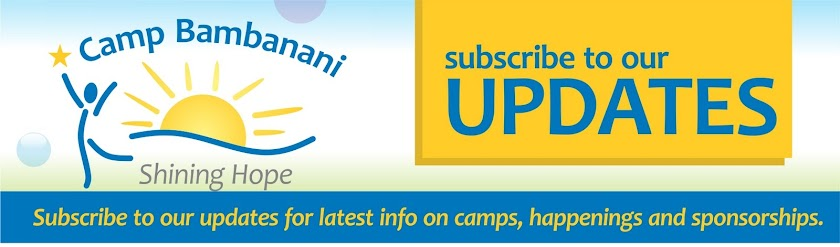 Camp Bambanani Updates