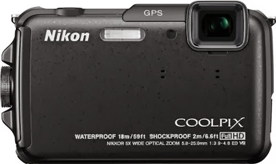 Nikon Coolpix AW110 Waterproof HD Wallpaper for iPhone