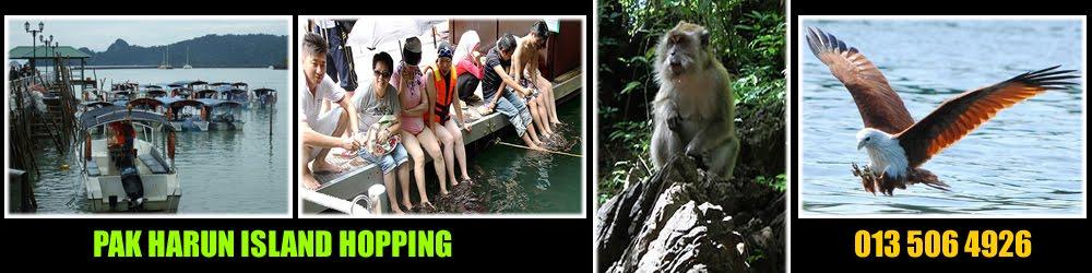 Pak Harun Island Hopping