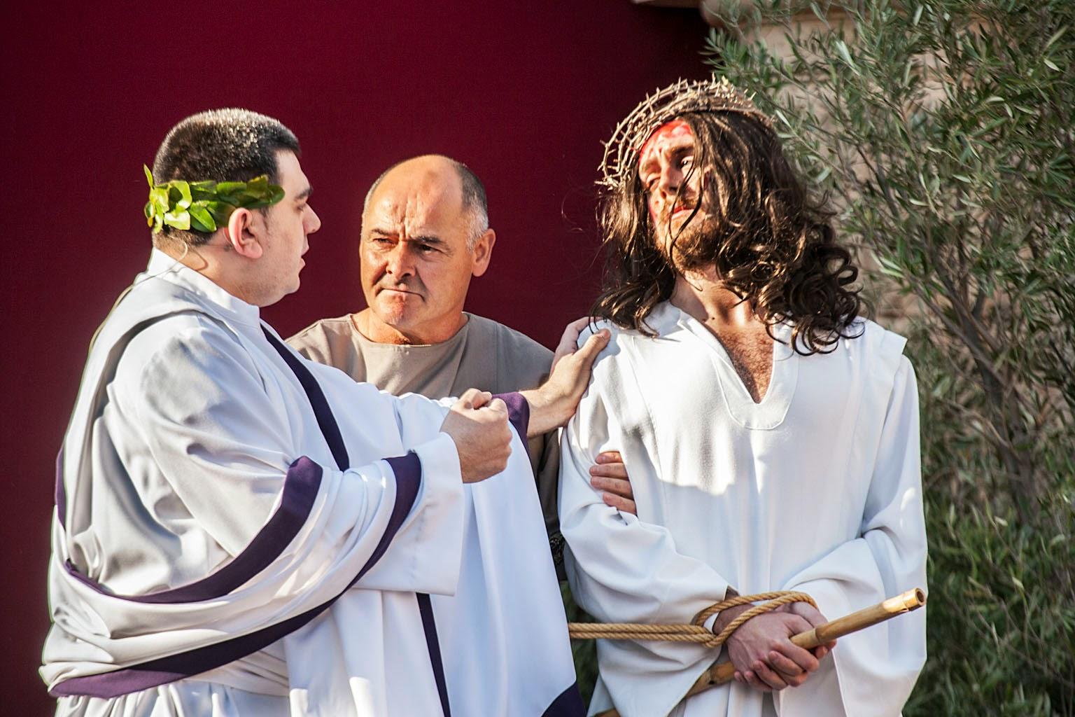 Acto Sacro del Prendimiento Jumilla