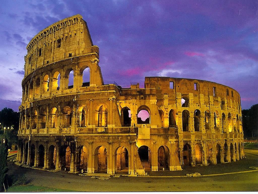Pollas de gladiadores antiguos de Roma