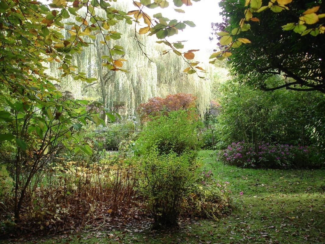 I viaggi di raffaella giverny un giardino da dipingere - Il giardino di monet ...