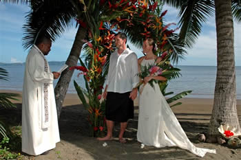 Wedding themes wedding style fiji weddings get for Most romantic place to get married