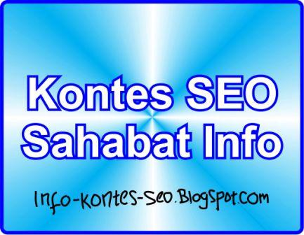 SEO Sahabat Info Blog Informasi Seputar SEO (Search Engine ...