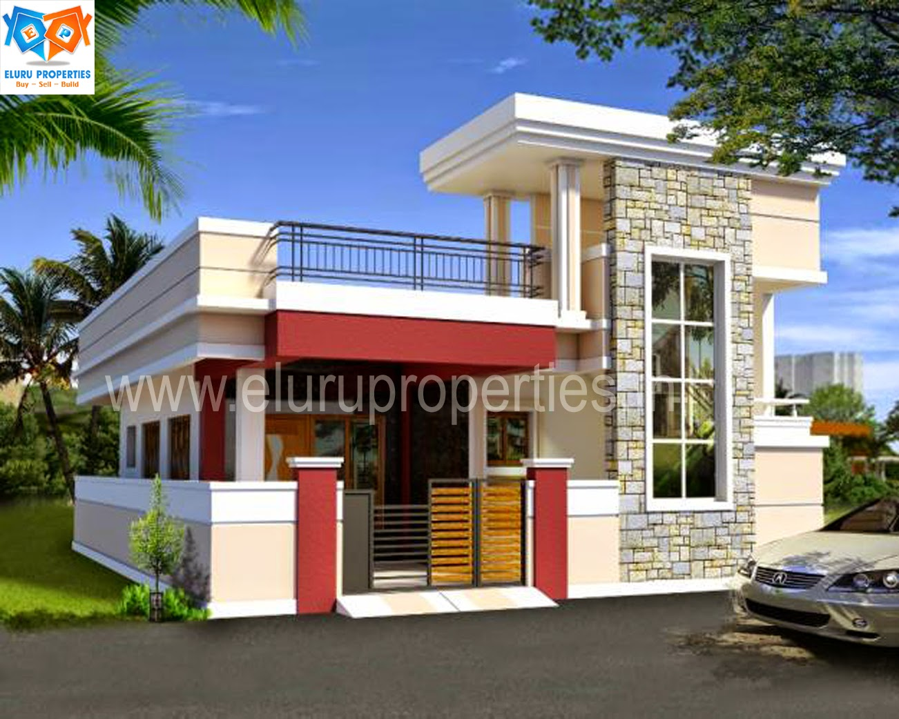 Model houses find list property ads for 2bhk plan homes