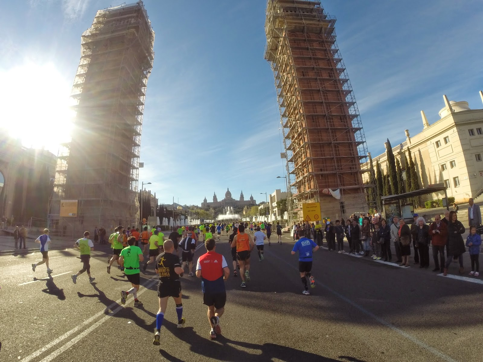 cursa corte ingles barcelona