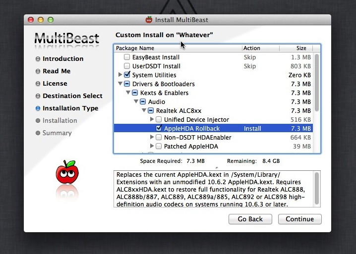 Realtek high definition audio driver alc889
