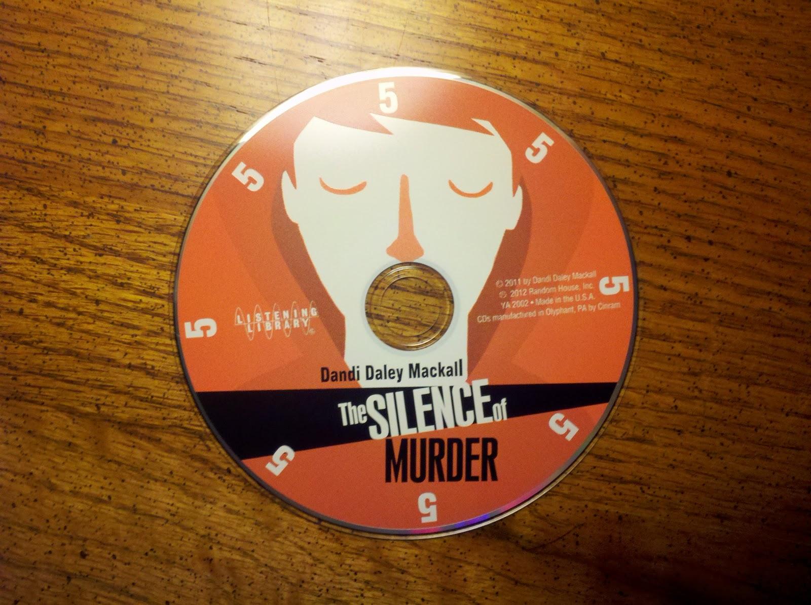 the silence of murder mackall d andi daley