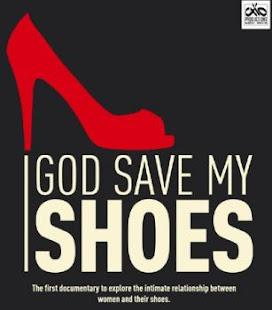 Dios salve mis zapatos