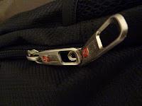 Wenger backpack zip