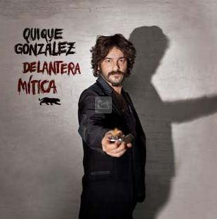 delantera mítica Quique Gonzalez portada