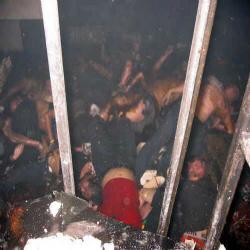 Novas imagens de incêndio na boate kiss em santa maria