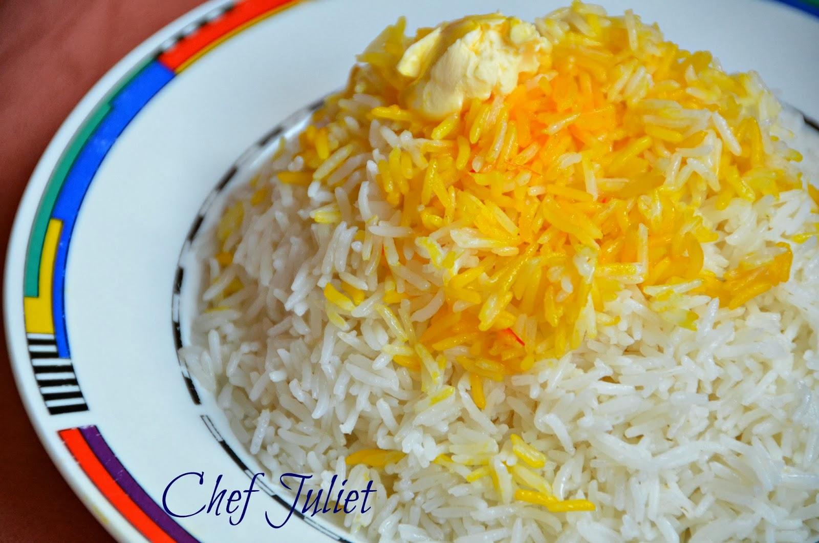 پخت برنج طارم هاشمی