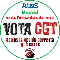 Elecciones AtoS Madrid