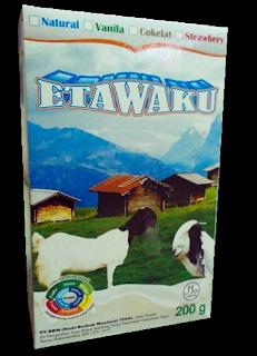 Susu ETAWAKU