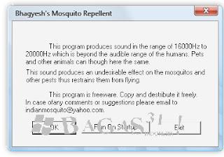 Software Pengusir Nyamuk (For PC) 1
