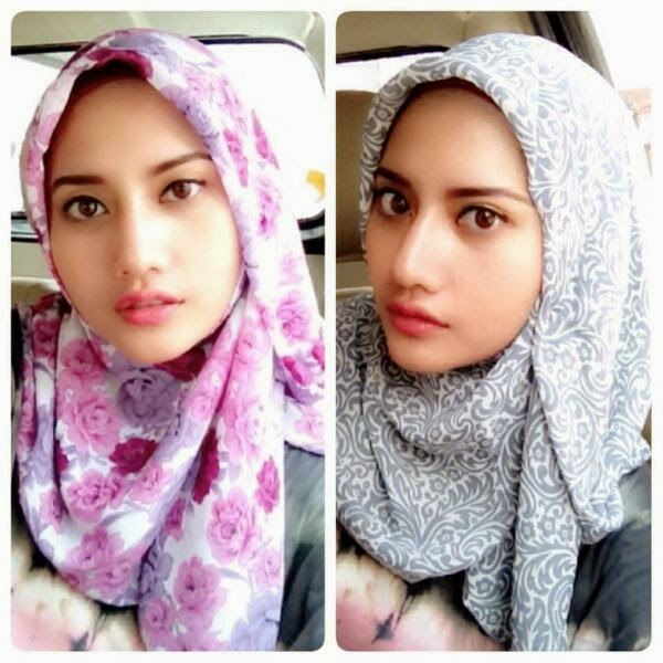 Cute Indonesian News Anchor  Wearing Hijab Pic 2014