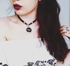 La bloggera