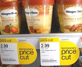 opportunities and threats of haagen dazs Weaknesses their lc-1 division was not as successful as they thought it would be in france in the late 1980s, dannon entered the market with a health-based yogurt.