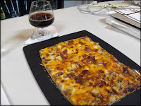 Pizza and beer go well together