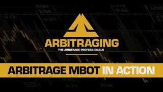 ARB Arbitrage Bot 1% a Day!