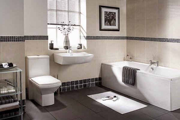 Desain Interior Yang Tepat, Toilet pun Sehat