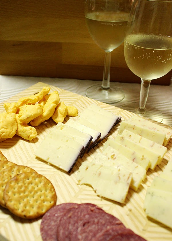 Easy Entertaining: Cheese Plate