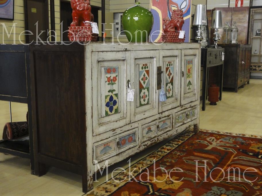 muebles tibetanos artesanos mekabe home
