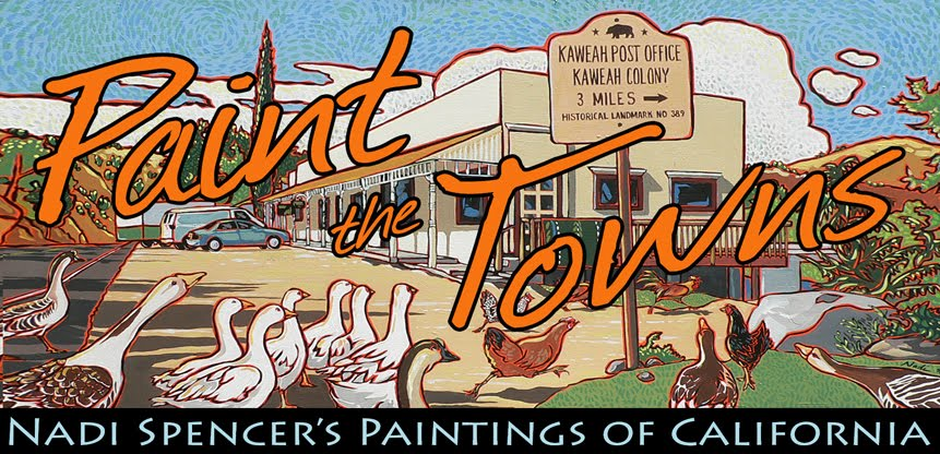 Paint the Towns