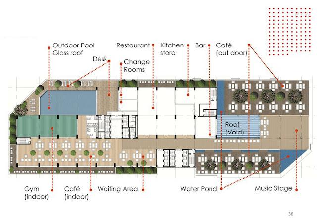 chung cư artemis bán - thiết kế tổng thể