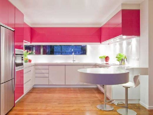 Some factors to help you selecting kitchen color schemes suited for your kitchen home design ideas - Color schemes for kitchens ...