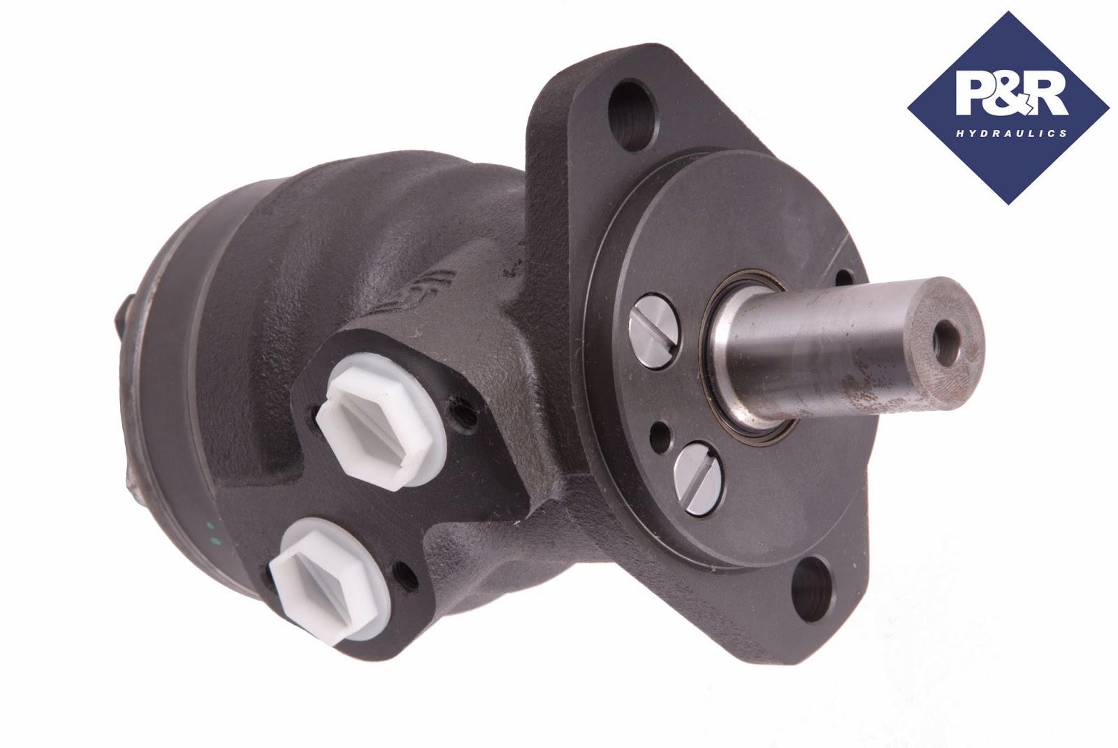 P R Hydraulics Ltd Danfoss Orbital Motor Omr