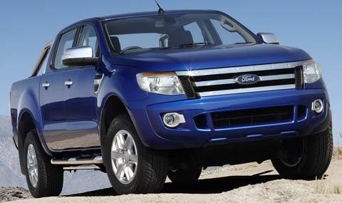Ford Ranger 2012 - todo lo que querias saber