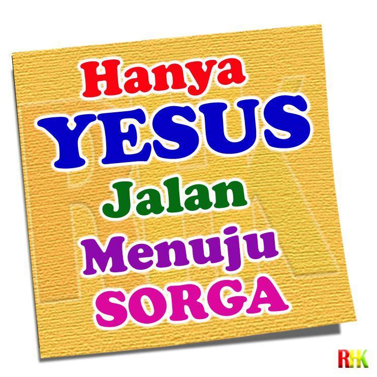 lagu rohani yesus kaulah segalanya
