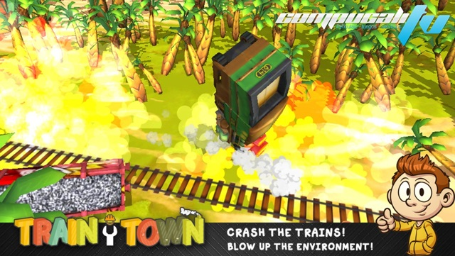 Train Town PC Full