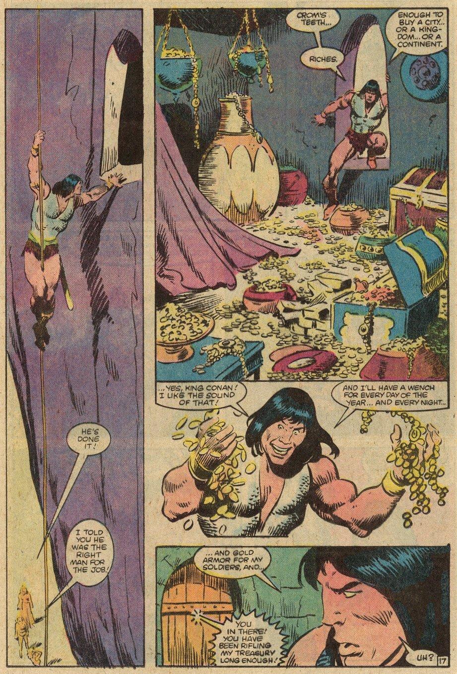Conan the Barbarian (1970) Issue #146 #158 - English 20