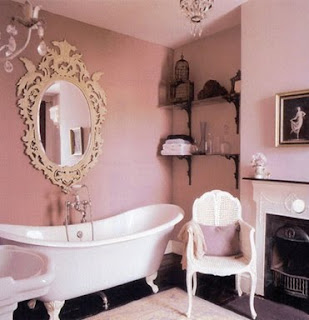 Retro Bathroom Design