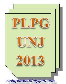 Hasil PLPG dan Ujian Ulang Ke-1 PLPG Tahap 2 Rayon 109 UNJ 2013