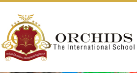 Orchids International School Kurla Logo